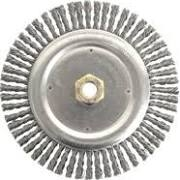 WEILER 09200 7X5/8-11 STAINLESS WIRE WHEEL
